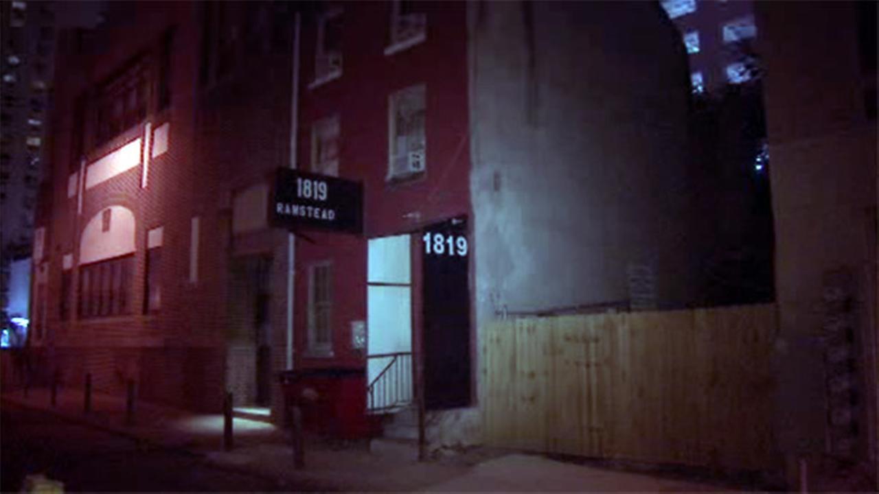 Massage parlor raided in Center City Philadelphia