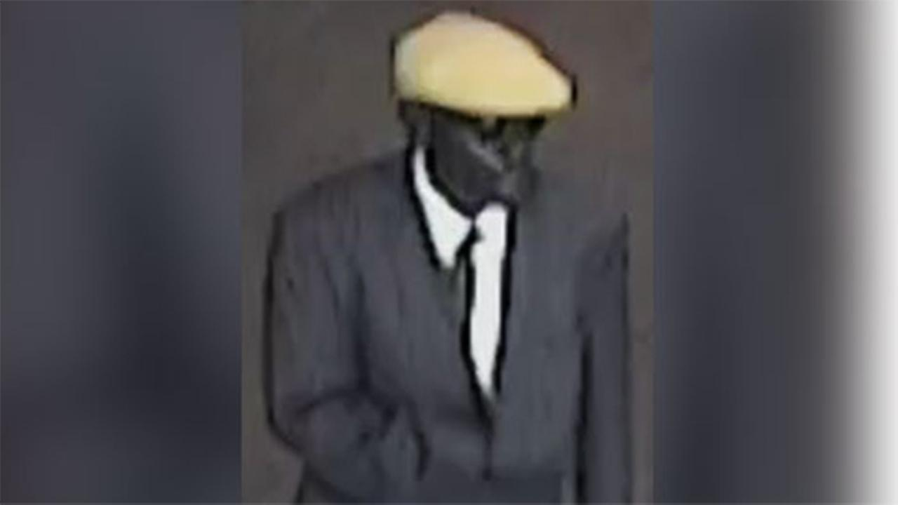 Well-dressed robber hits two Philadelphia banks in an hour