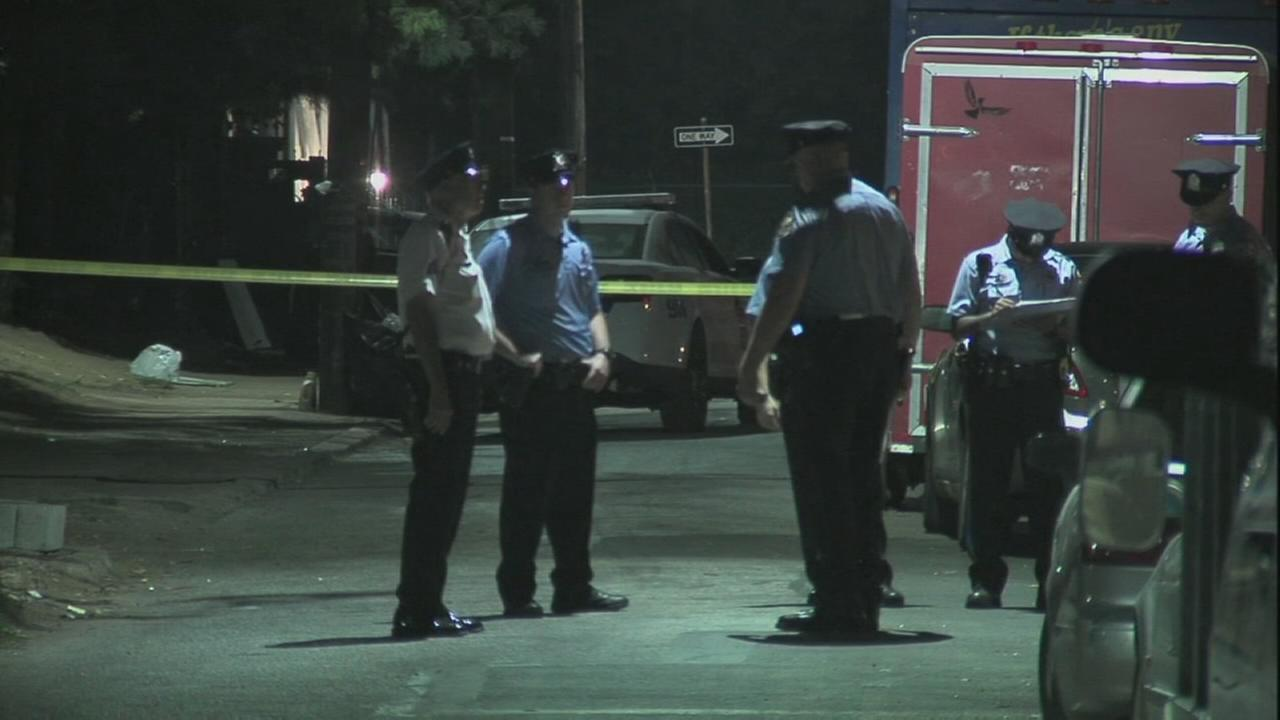 Man recovering after being shot in North Philadelphia