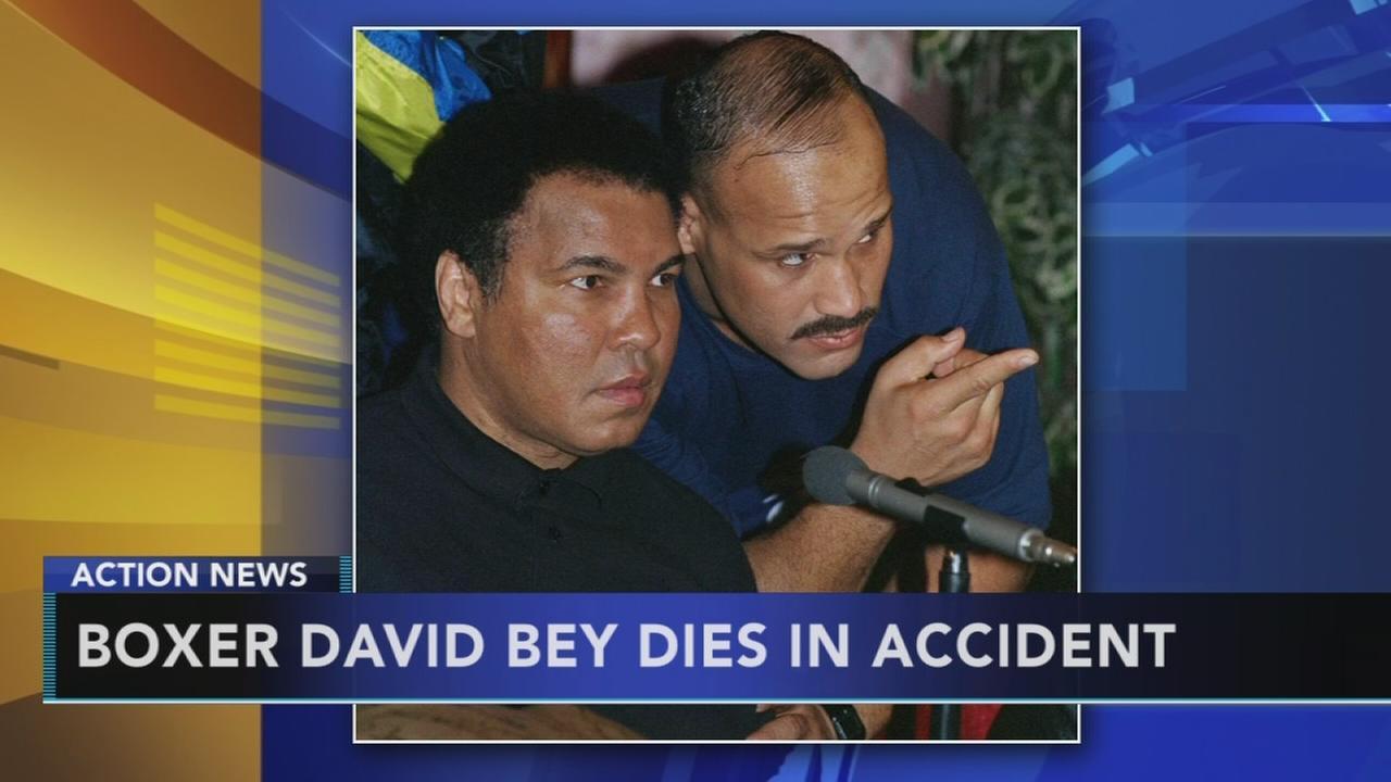 Local boxer dies in industrial accident in Camden