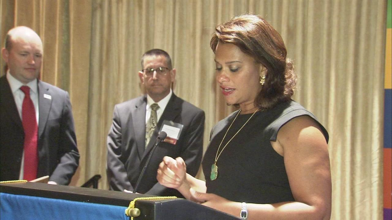 Tamala joins TDM awards breakfast