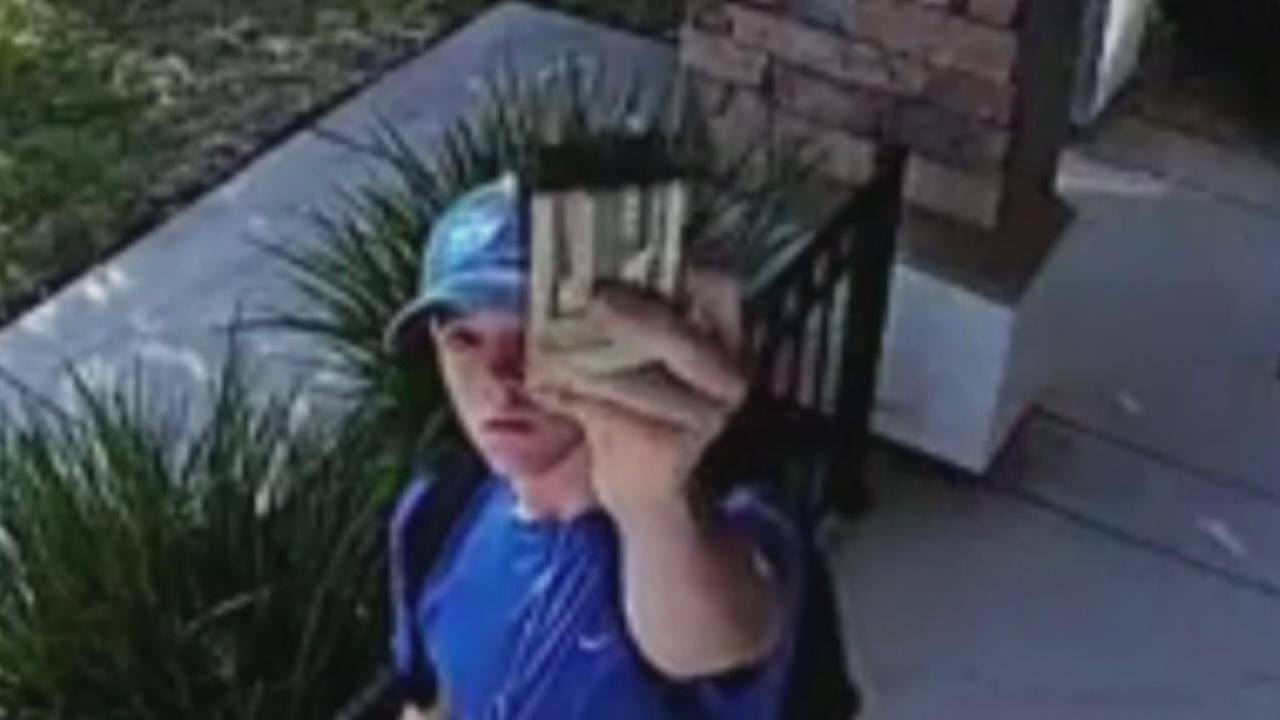 Calif. teen returns wallet full of credit cards and cash