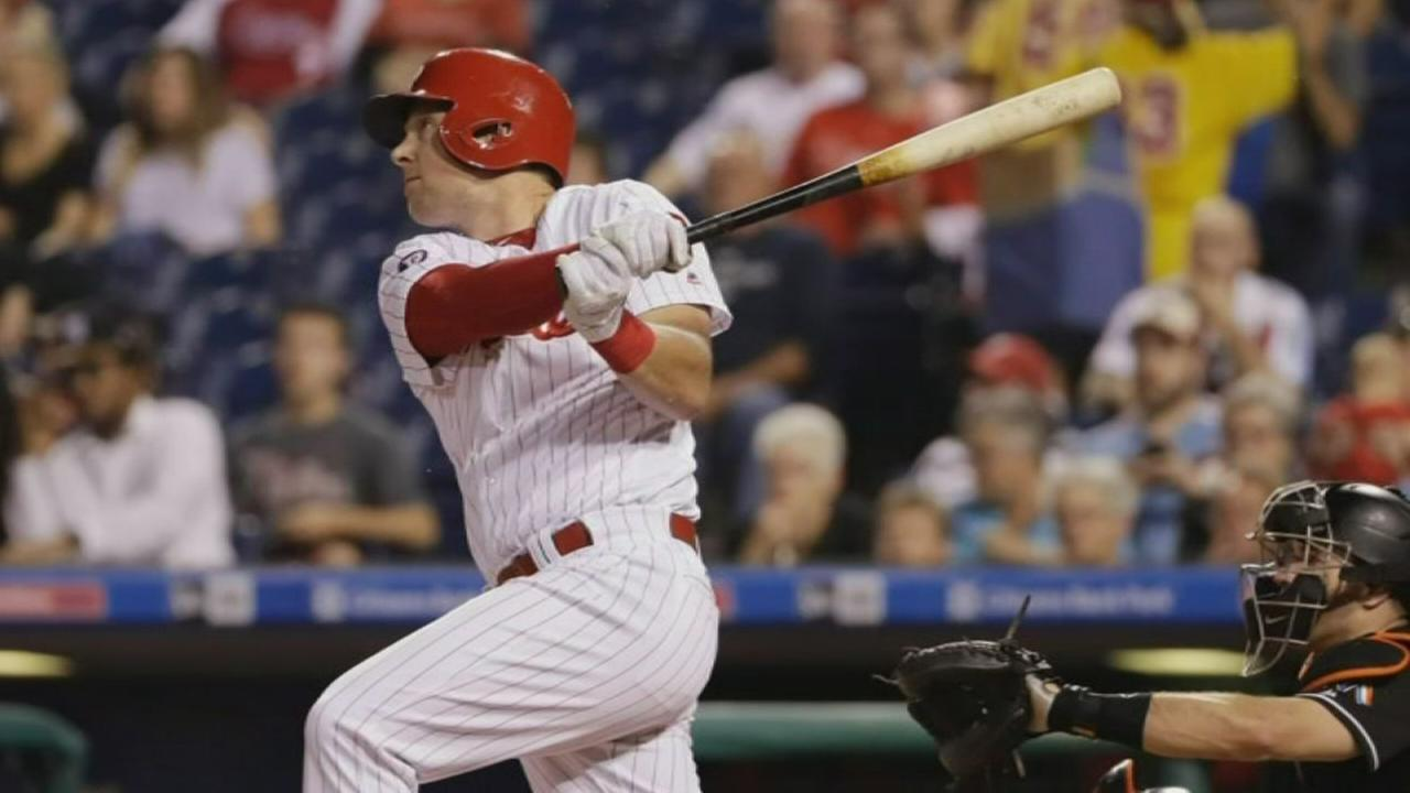 Sports Flash: Rhys Hoskins and the future of the Phillies