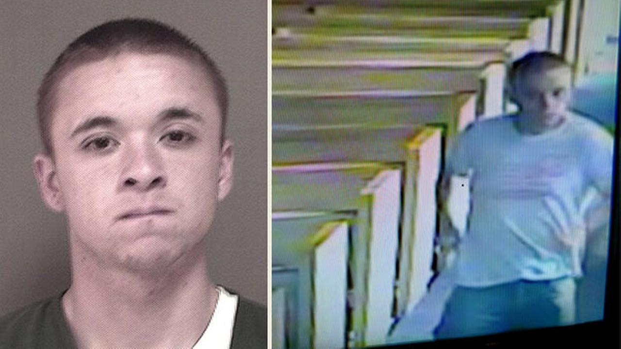 Man charged with theft from Toms River, NJ church donation box