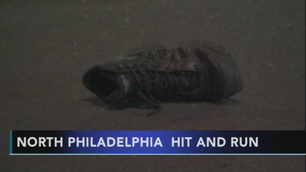 Police investigate Broad Street hit and run