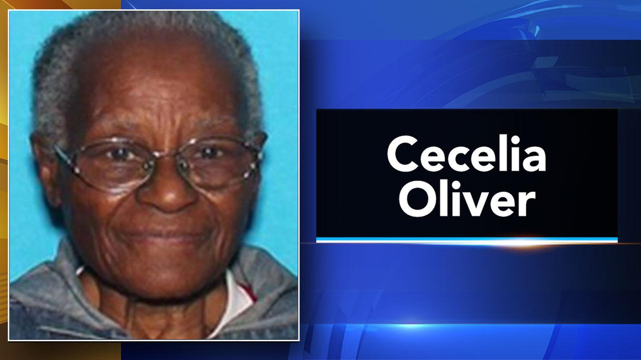 The Philadelphia Police Department is asking for the publics assistance in locating Elderly/Endangered Missing Person 79-year-old Cecelia Oliver.