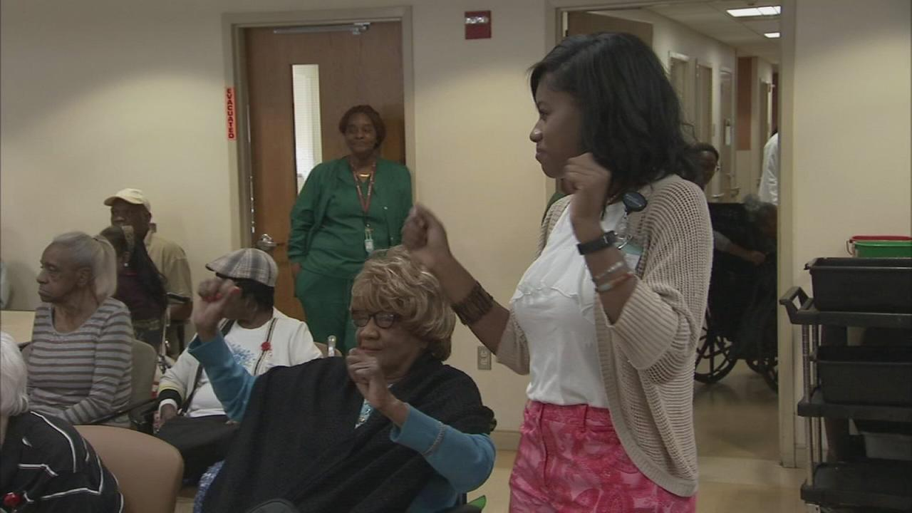 Art of Aging: New program helps elderly stay home