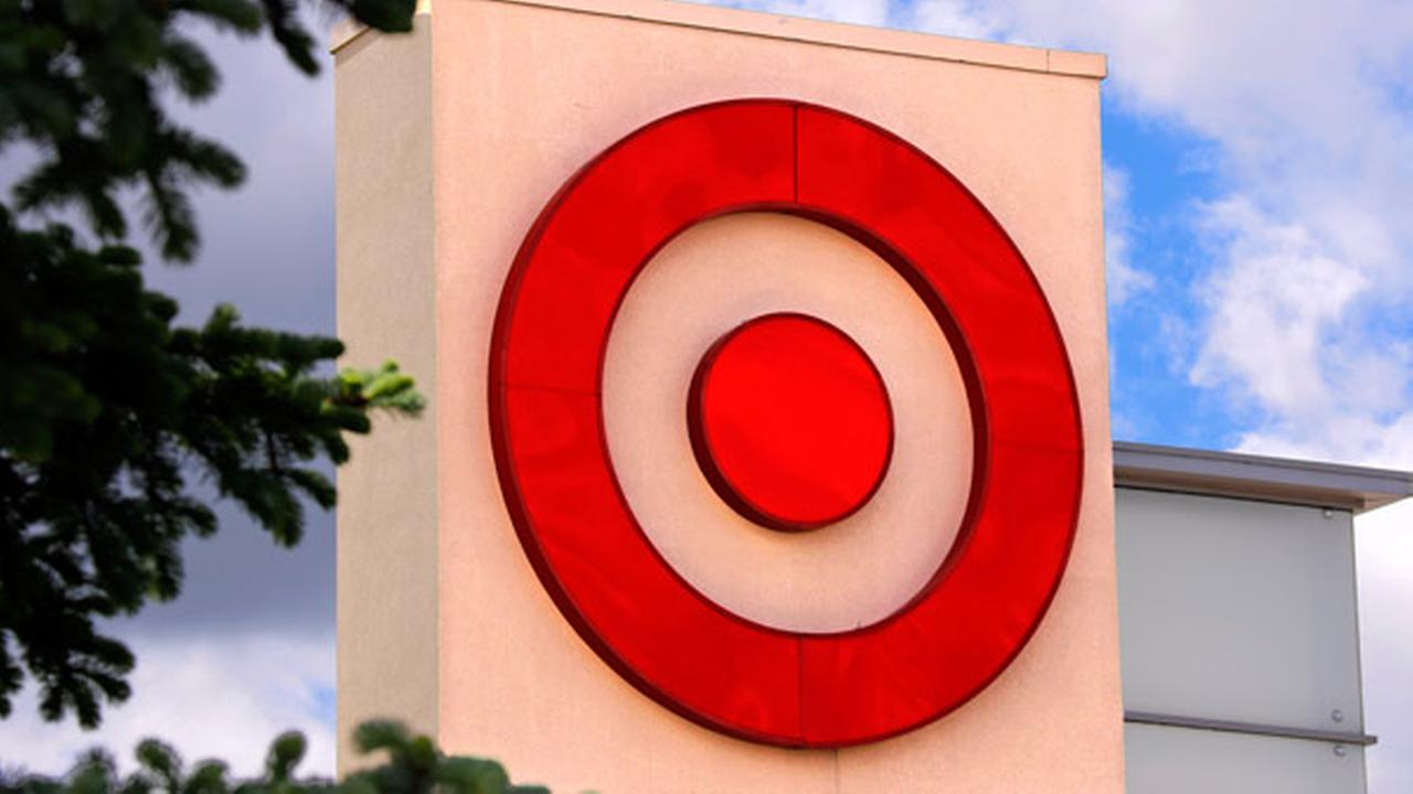 This May 3, 2017, photo shows a Target logo on a store in Upper Saint Clair, Pa. Target Corp. reports earnings, Wednesday, May 17, 2017.
