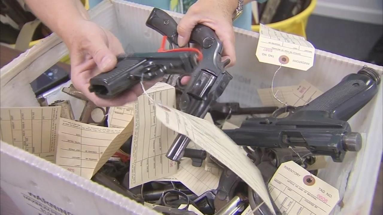Kids who see gun violence twice as likely to handle a gun, study reports: Ali Gorman with HealthCheck on Action News at 5 p.m., Sept. 25, 2017