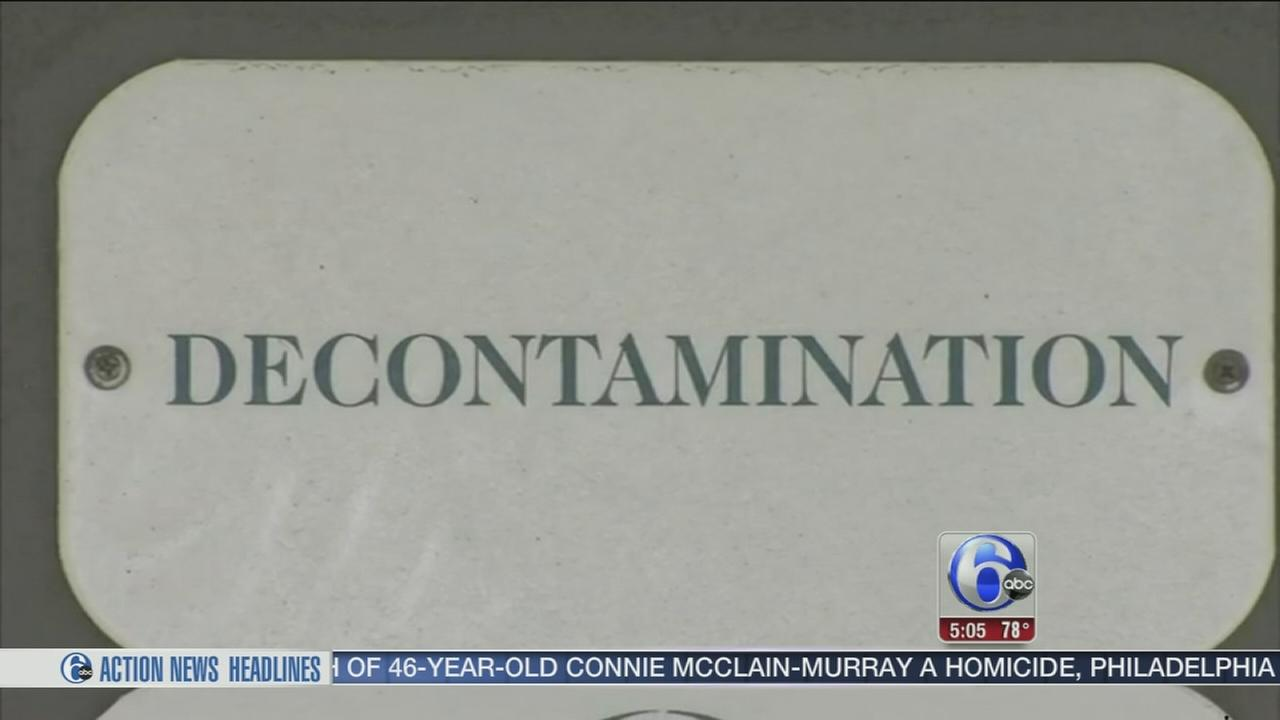 VIDEO: Ebola scare in Freehold, N.J.