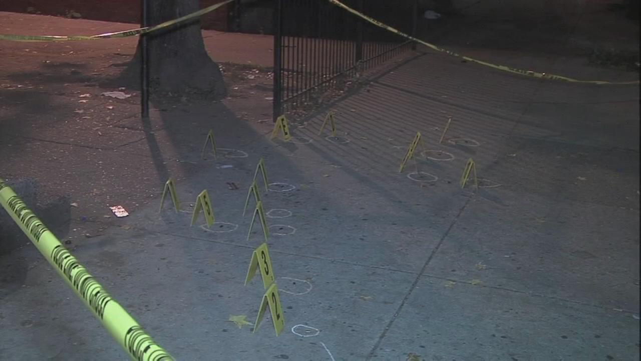 Deadly triple shooting in North Philadelphia