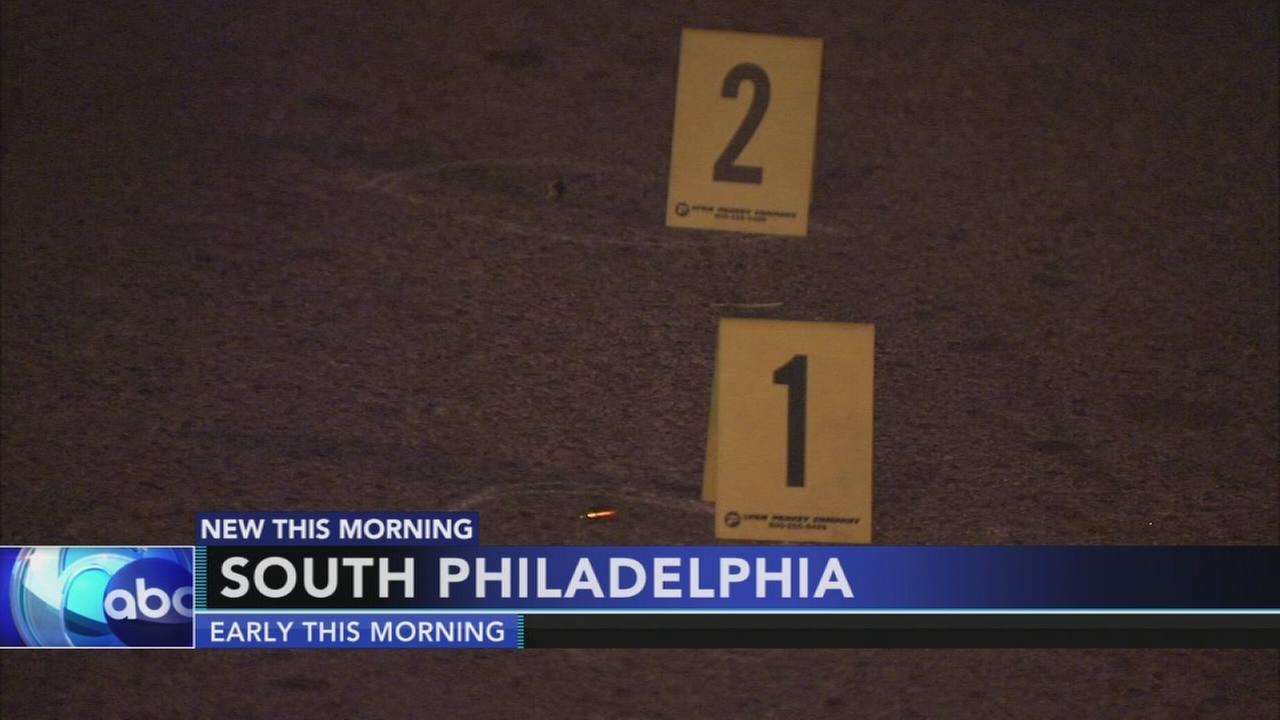 Teen shot in South Philadelphia