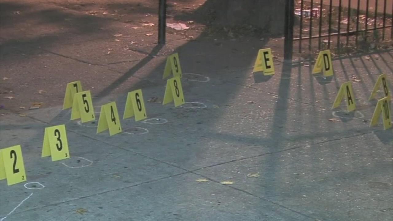 Deadly triple shooting in North Philadelphia