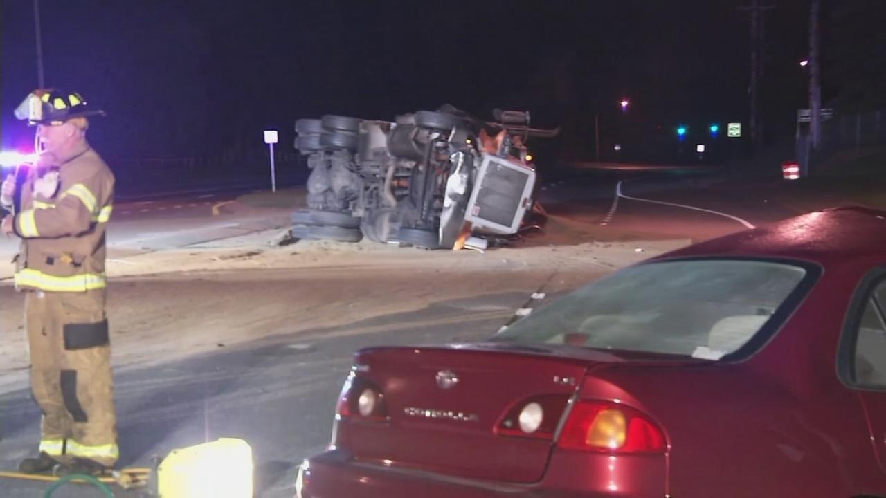 Deadly crash in Pike Creek, Del.