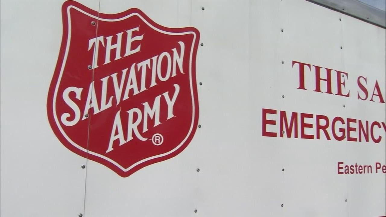 Salvation Army to send local staffers to Puerto Rico: John Rawlins reports on Action News at 5 p.m., Sept. 26, 2017