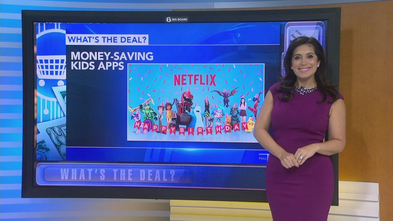 Whats the Deal: Money-saving kids apps for parents