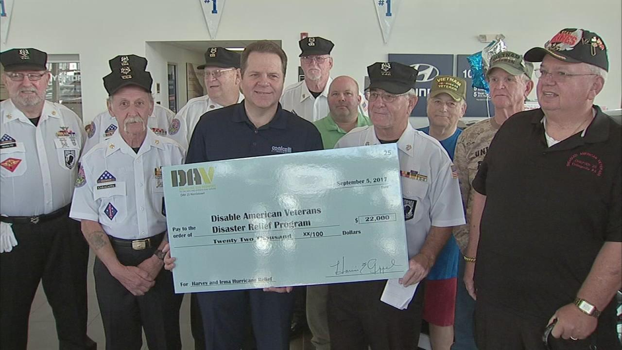 Disabled american veterans gets big boost