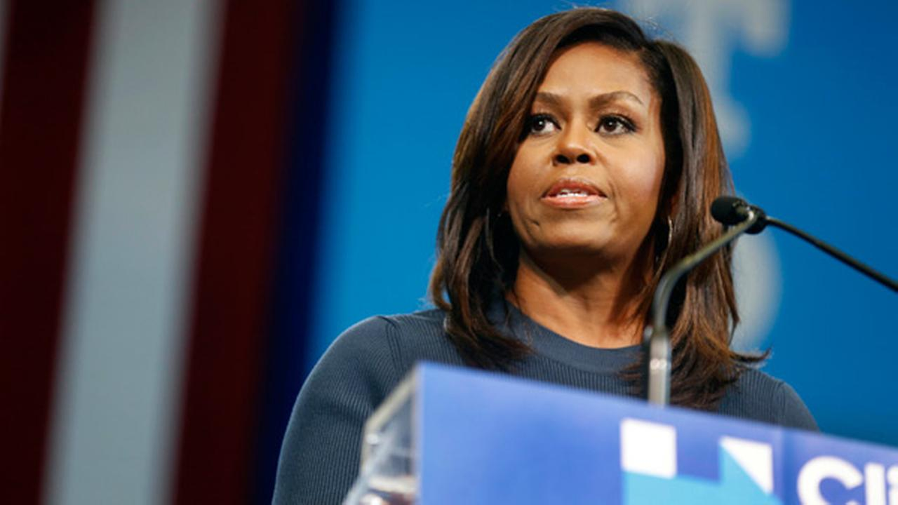 Michelle Obama talks 2016 presidential election, 'Obamacare'