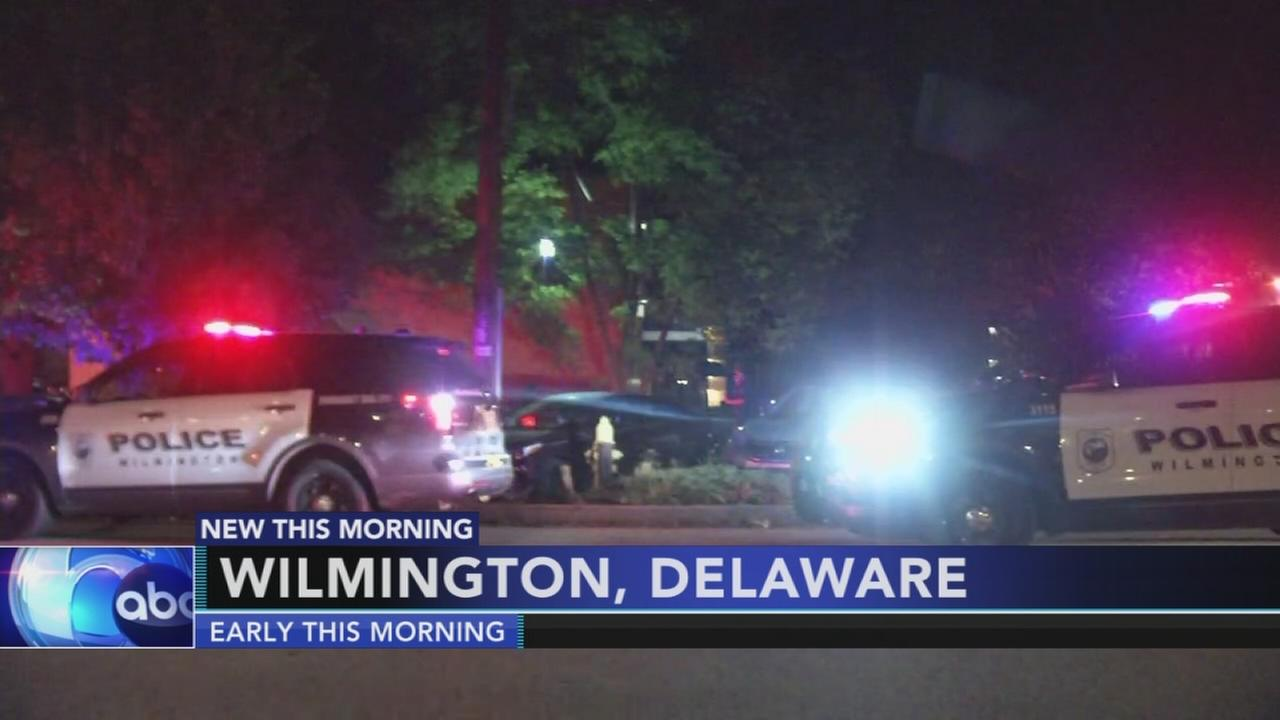 Man killed in car in Wilmington