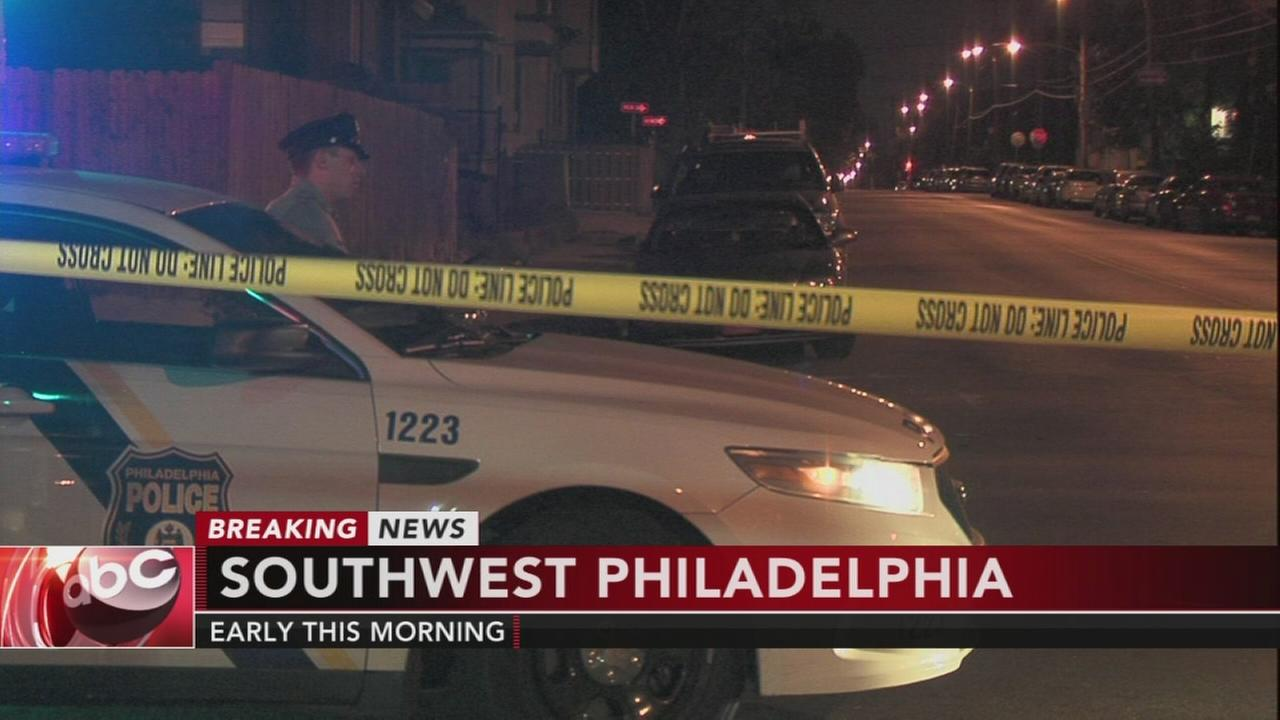 Violent night in Philadelphia