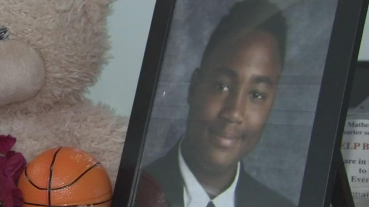 Vigil held for teen killed in Germantown shooting