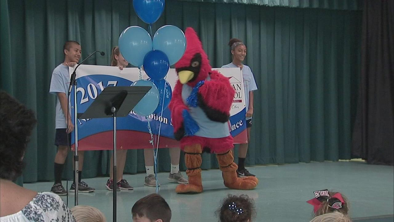 Two area schools receive National Blue Ribbon School of Excellence distinction: jim gardner reports on Action News at 11 p.m., September 28, 2017