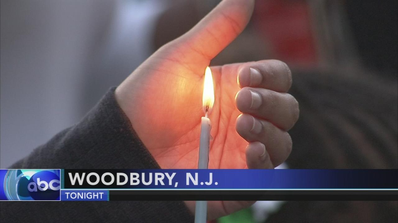 Vigil held for woman killed house-sitting in NJ