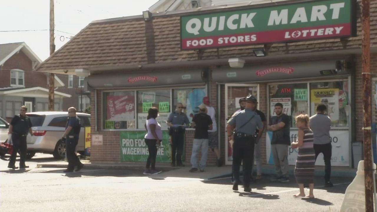 Store clerk shot during armed robbery in Wilmington