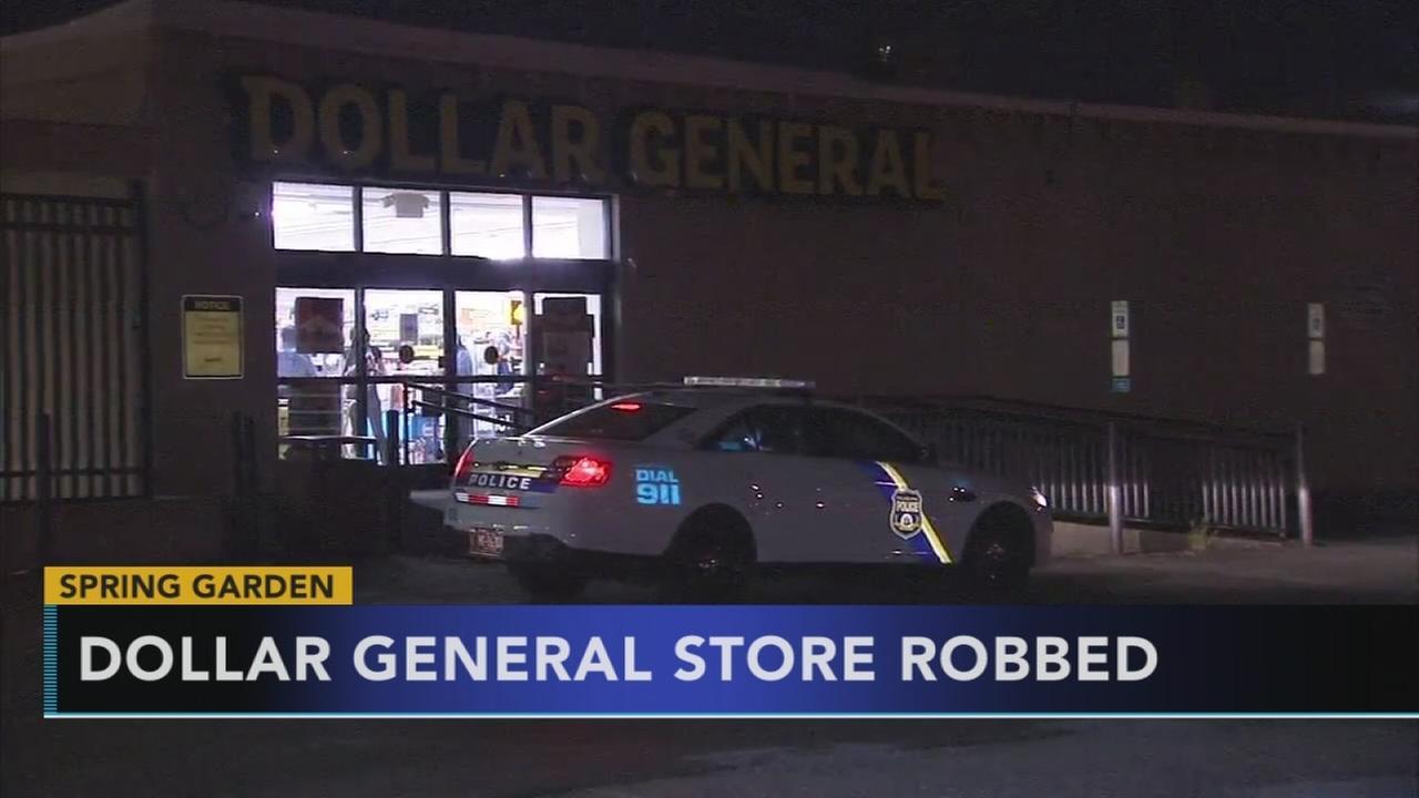 Dollar General store robbed in Spring Garden