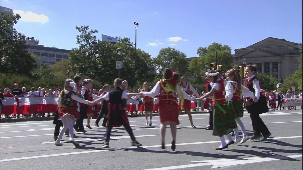 VIDEO: Pulaski Day Parade