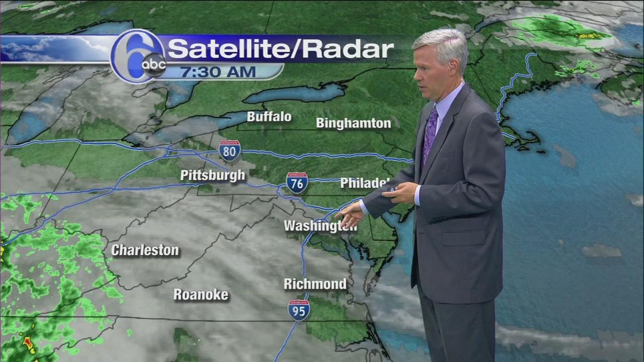 Stormtracker 6 Live Double Scan | Philadelphia Weather News | 6abc.com