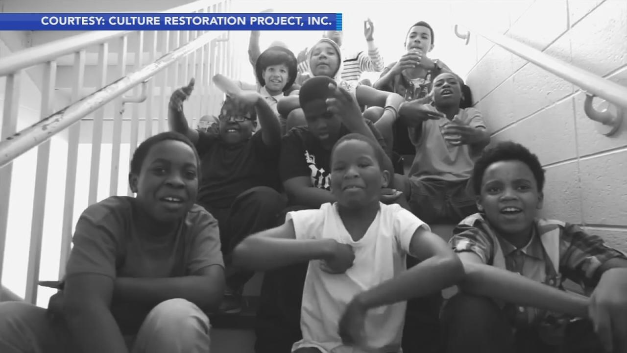 Wilmington students rap music video goes viral