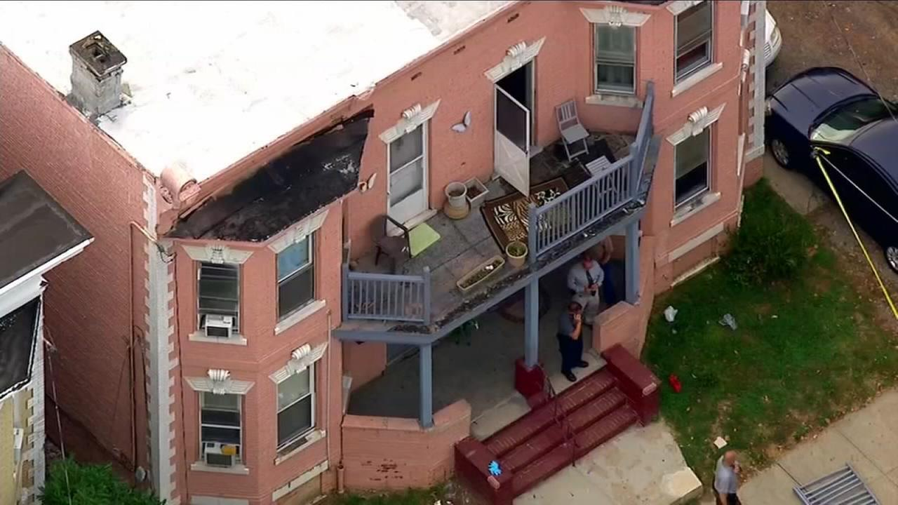 1 boy killed, 1 injured in balcony falll