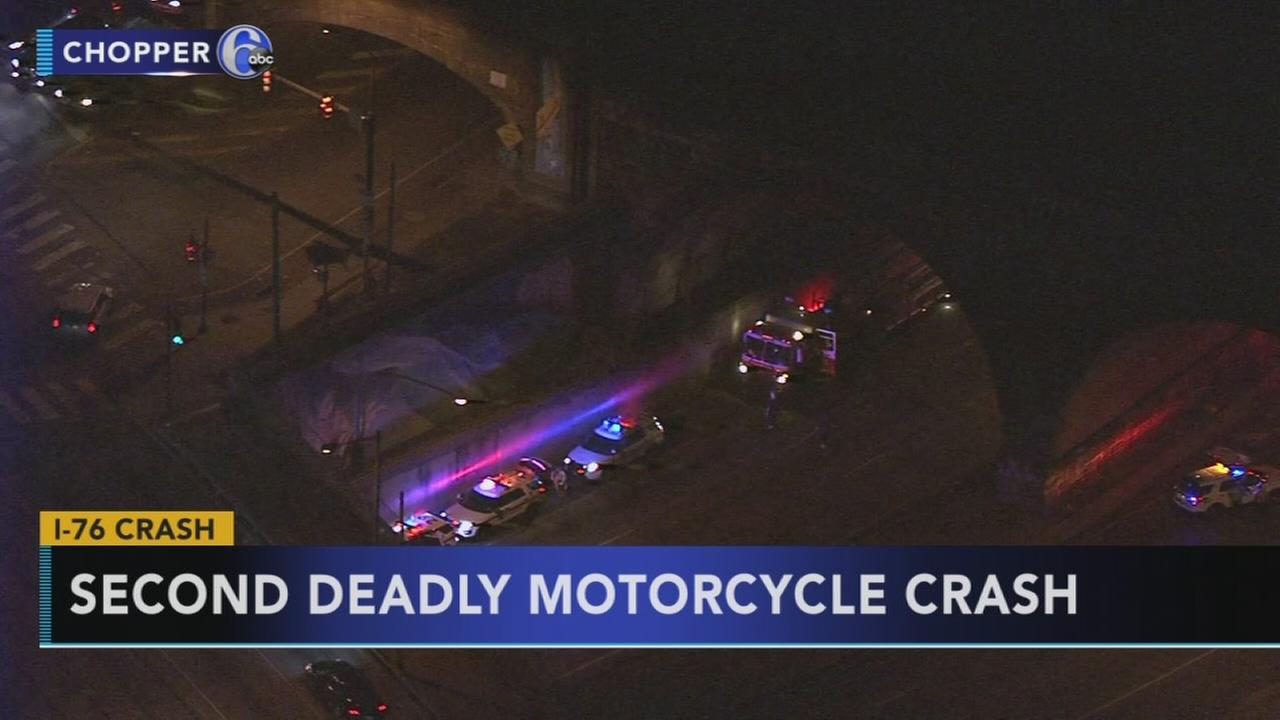 I-76 reopens after 2nd deadly motorcycle crash