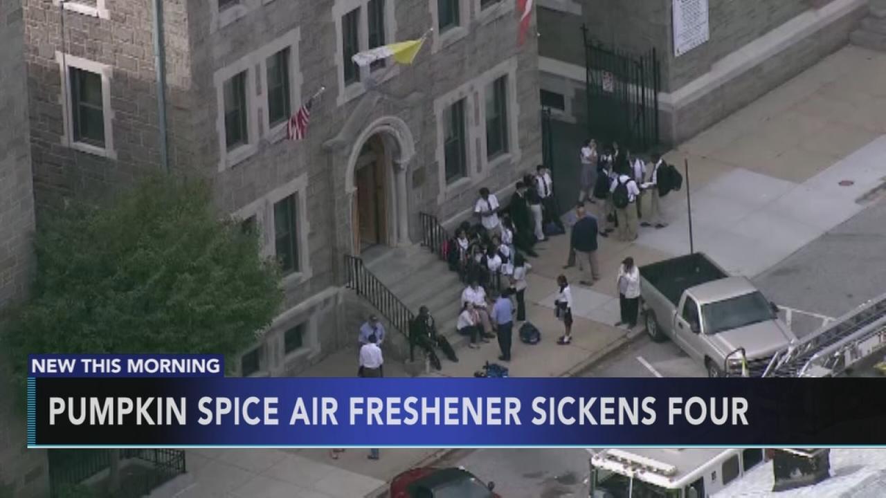 Pumpkin spice air freshener sickens 4