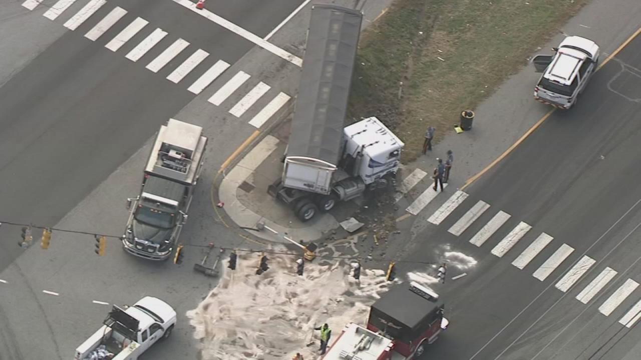 Chopper 6 over New Castle crash