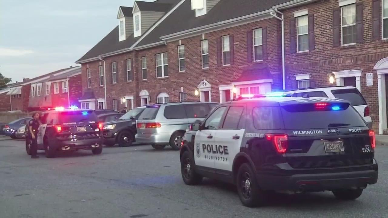 Man stabbed multiple times inside Wilmington home