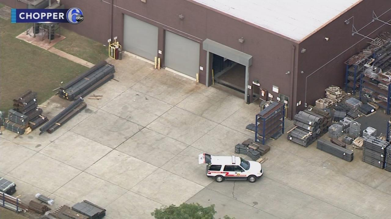 Worker killed at manufacturing facility in Fairless Hills