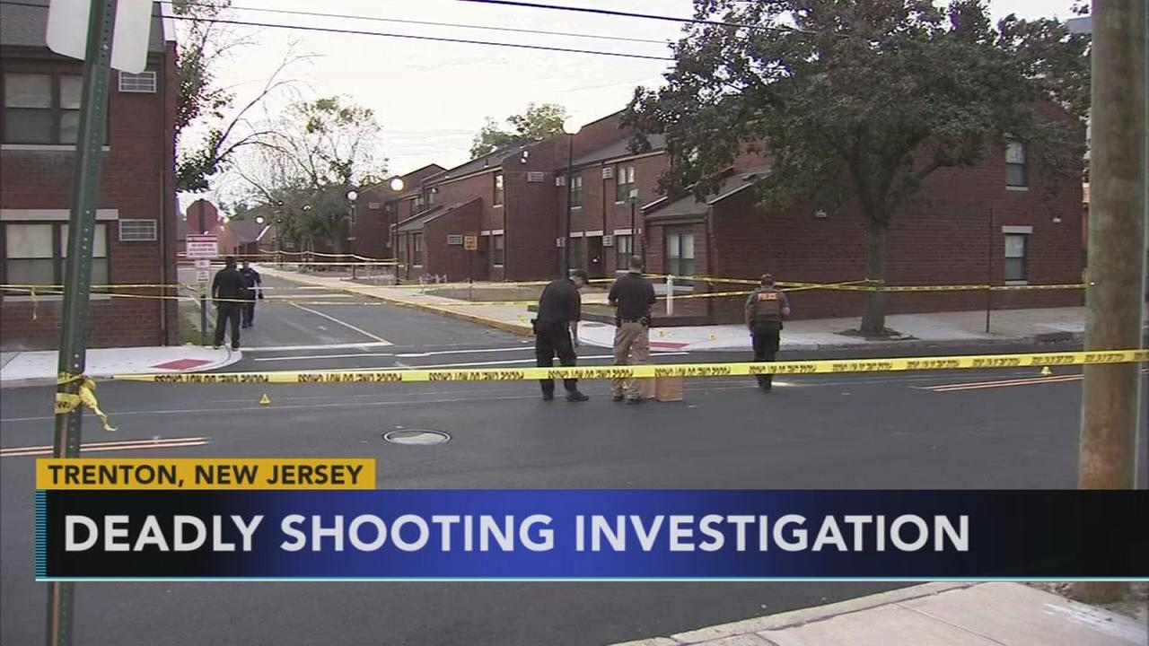 Woman killed IDd, teen girl injured in Trenton shooting