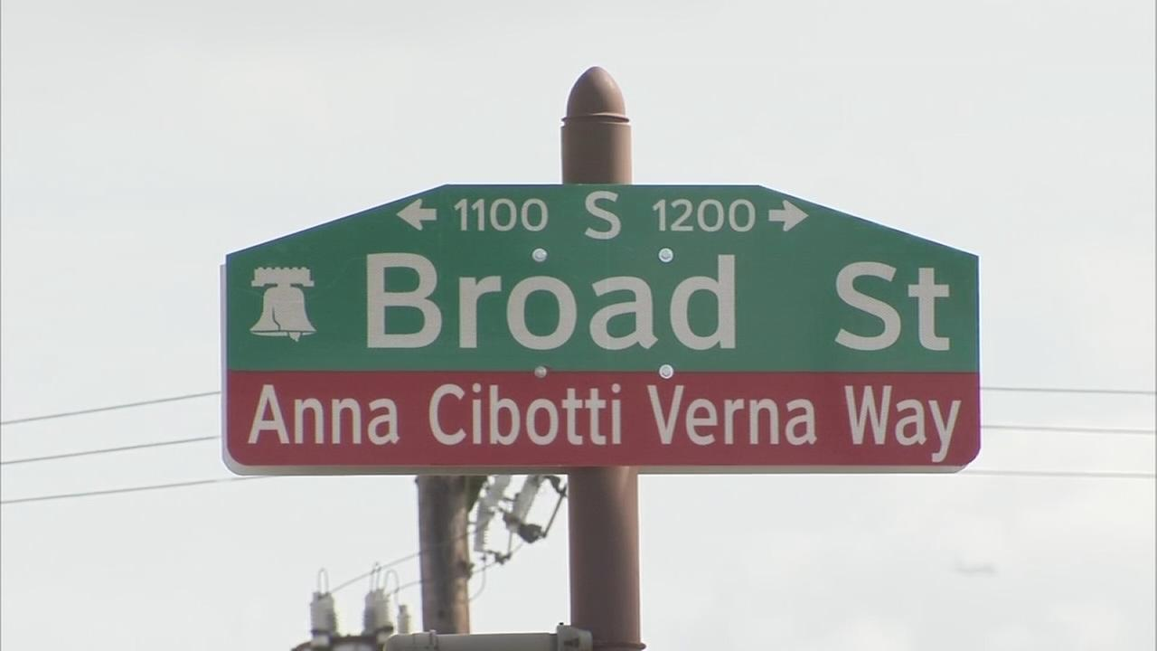 Stretch of Broad St. named for councilwoman