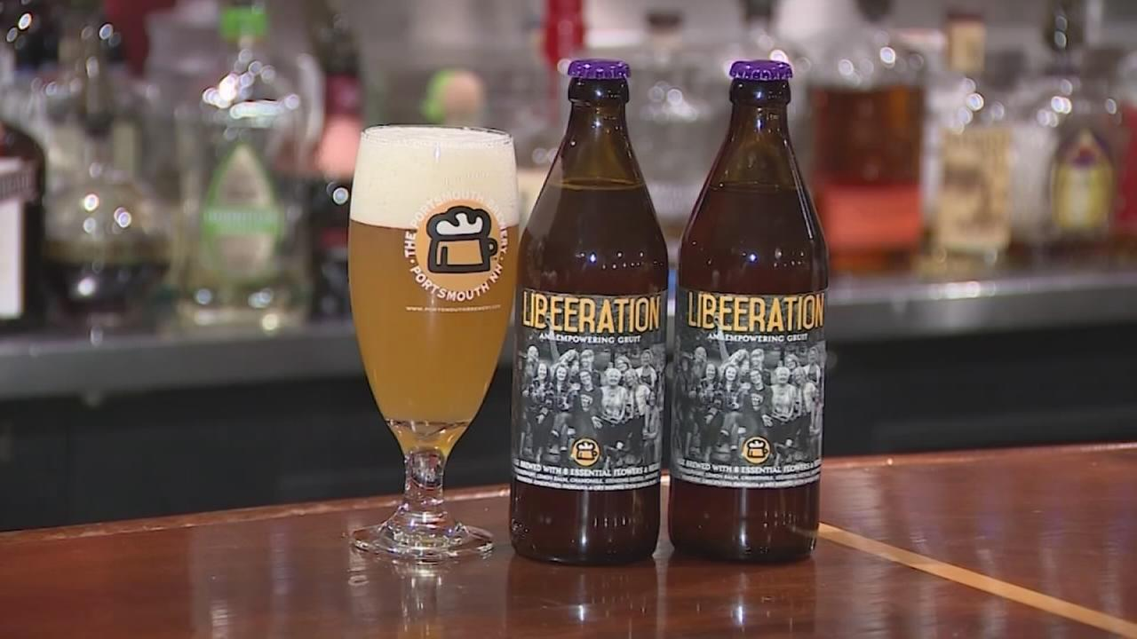 Brewery designs special craft beer to help ease menopause symptoms