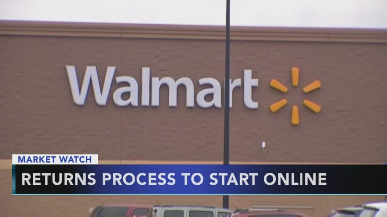 Walmart speeds up online purchase returns