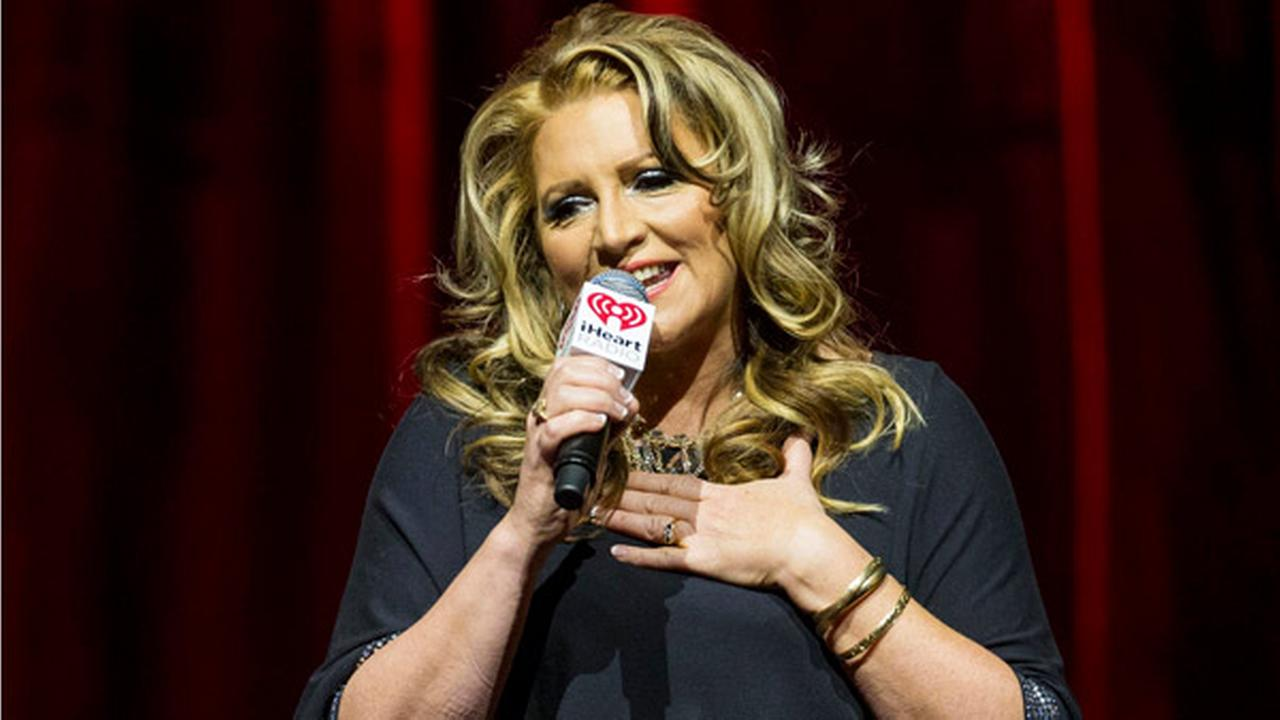 FILE - In this Feb. 21, 2015, file photo, on-air personality Delilah Rene hosts the iHeartRadio Ultimate Valentines Escape at Brooklyn Bowl at the LINQ in Las Vegas.