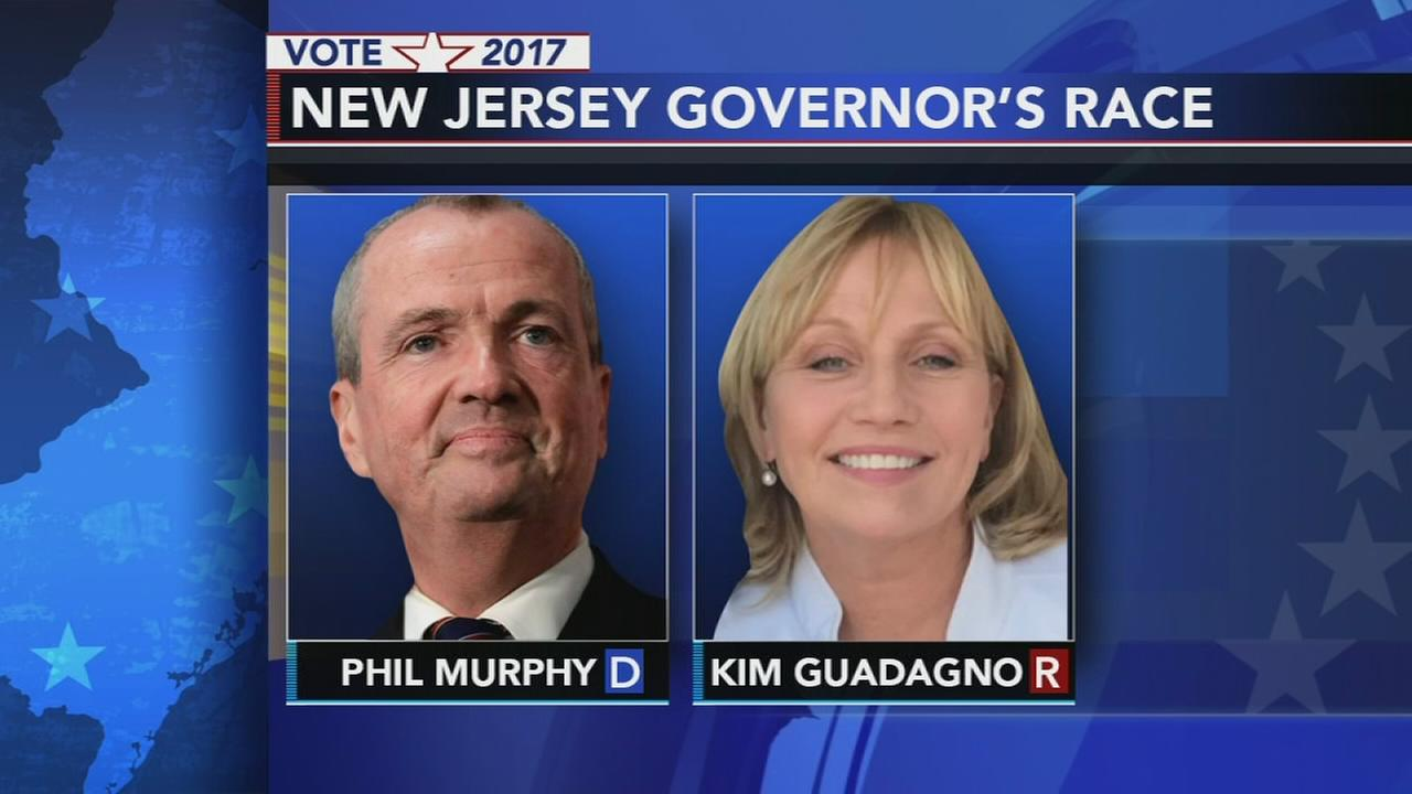 Watch NJ Gubernatorial Debate Tuesday on 6abc