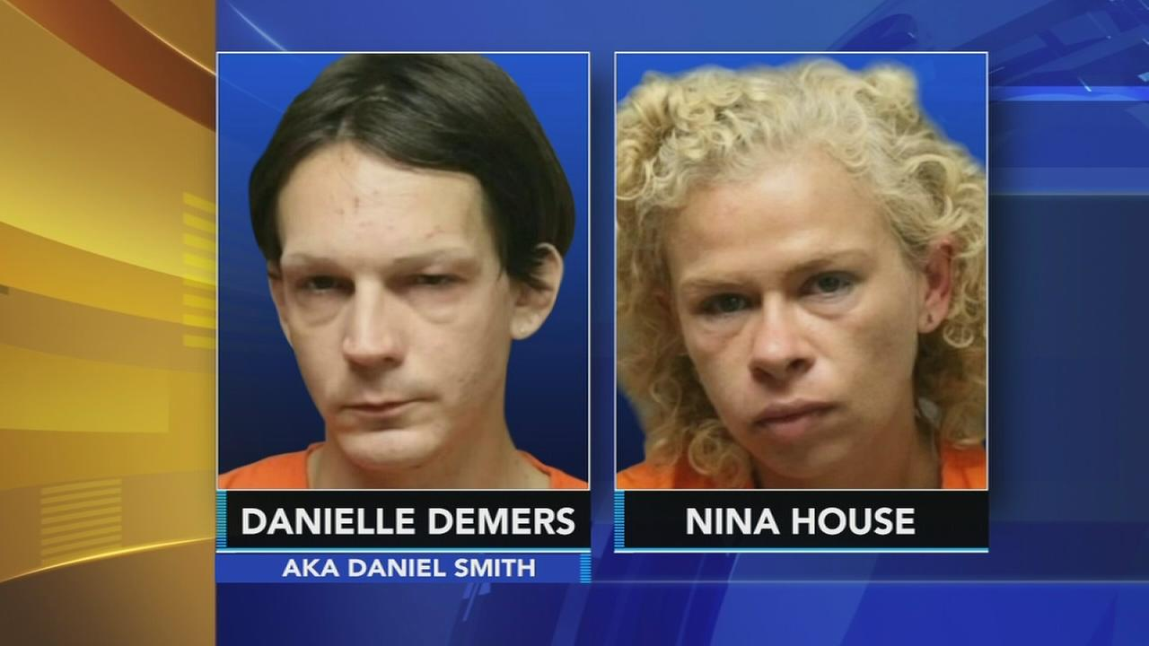 Atlantic City Police arrest two for allegedly selling pipe bomb supplies, guns and ammo
