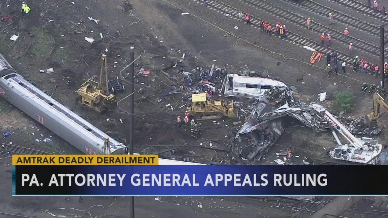 Attorney General wants charges reinstated in fatal Amtrak crash