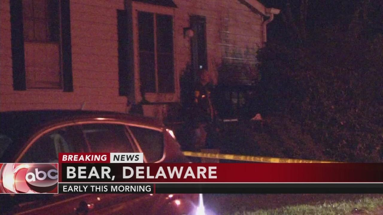 Death investigation in Bear, Delaware