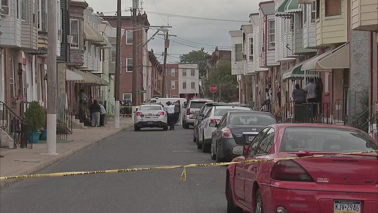 Man found shot to death in car in Strawberry Mansion