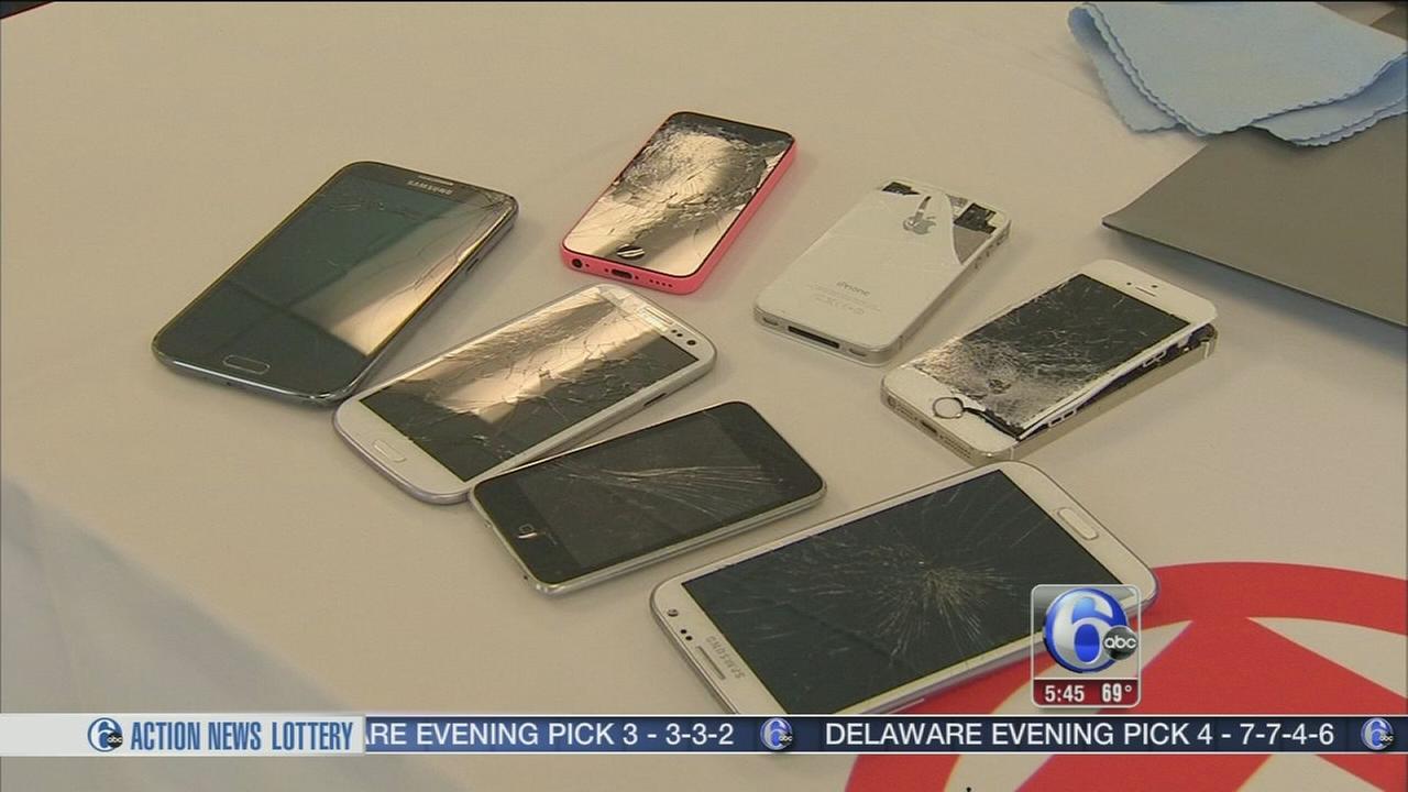 VIDEO: Saving with 6abc - Phone repairs