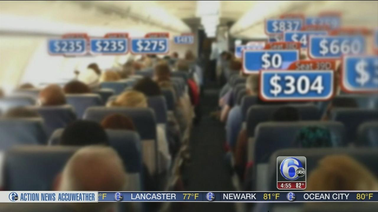 VIDEO: Plane ticket prices can be drastically different